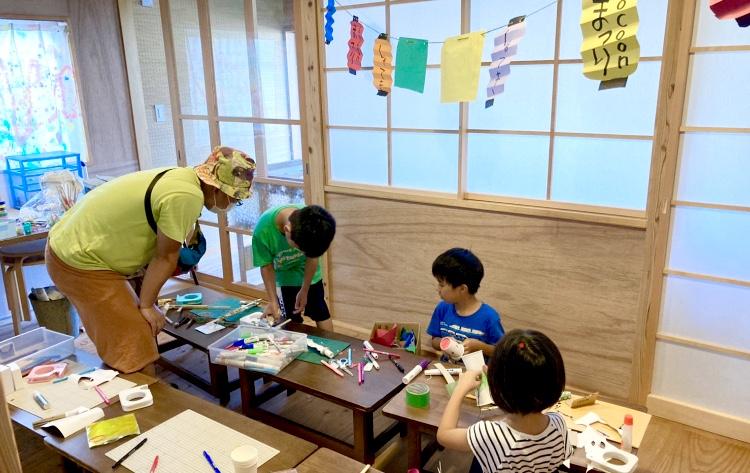 お家保育〜工作担当『井上ヤスミチさんのブログ』が更新されました !!!